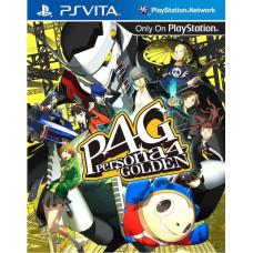 Persona 4 Golden [PS Vita, английская версия]