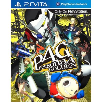 Игра для PlayStation Vita Persona 4 Golden