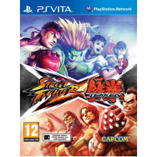 Street Fighter X Tekken [PS Vita, русские субтитры]