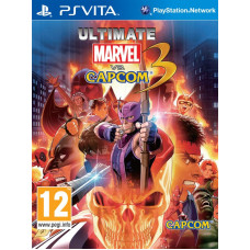 Ultimate Marvel vs Capcom 3 [PS Vita, английская версия]