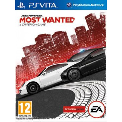 Need for Speed: Most Wanted (a Criterion Game) [PS Vita, русская версия]