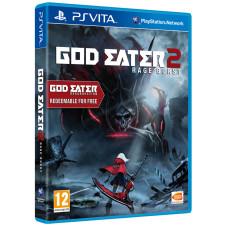 God Eater 2: Rage Burst [PS Vita, русские субтитры]