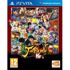 J-Stars Victory VS+ [PS Vita, английская версия]