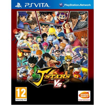 Игра для PlayStation Vita J-Stars Victory VS+