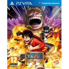 One Piece Pirate Warrior 3 [PS Vita, английские субтитры]