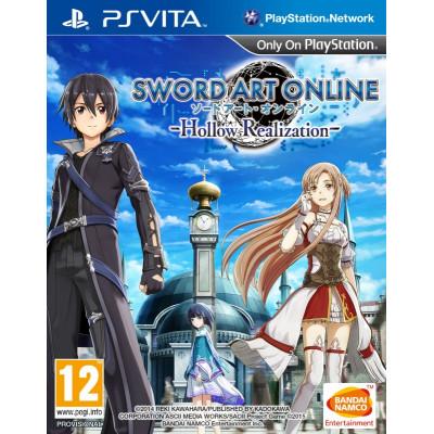 Sword Art Online: Hollow Realization [PS Vita, английские субтитры]
