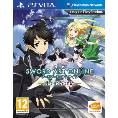 Sword Art Online: Lost Song [PS Vita, английская версия]