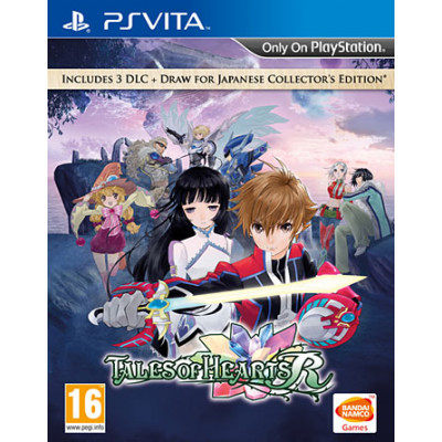 Tales of Hearts R. Soma Link Edition [PS Vita, английская версия]