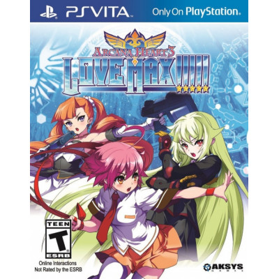 Игра для PlayStation Vita Arcana Heart 3: Love Max
