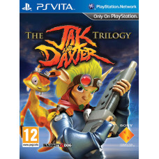 Jak & Daxter Trilogy [PS Vita, русская версия]
