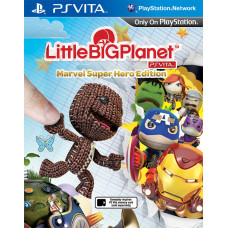 LittleBigPlanet Marvel Super Hero Edition [PS Vita, русская версия]
