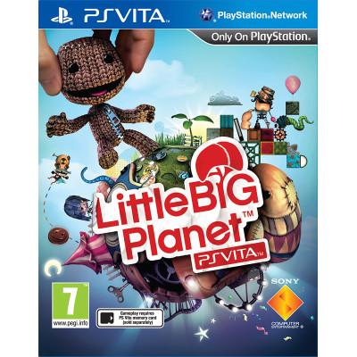 LittleBigPlanet [PS Vita, русская версия]