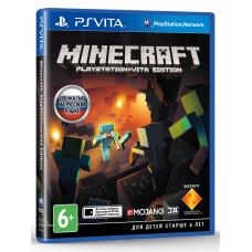 Minecraft [PS Vita, русская версия]