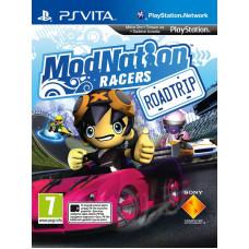 ModNation Racers: Road Trip [PS Vita, русская версия]