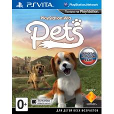 Pets PlayStation Vita [PS Vita, русская версия]