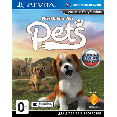 Pets PlayStation Vita [PS Vita, русская версия]