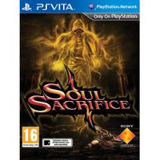 Soul Sacrifice [PS Vita, русская документация]