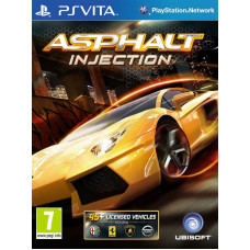 Asphalt Injection [PS Vita, русская документация]