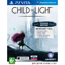 Child of Light. Complete Edition [PS Vita, русская версия]
