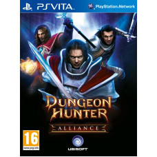 Dungeon Hunter: Alliance [PS Vita, русская документация]