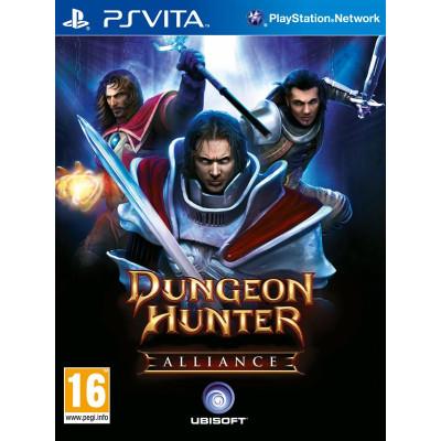 Dungeon Hunter: Alliance [PS Vita, русская документация]