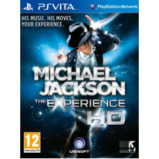 Michael Jackson the Experience [PS Vita, английская версия]