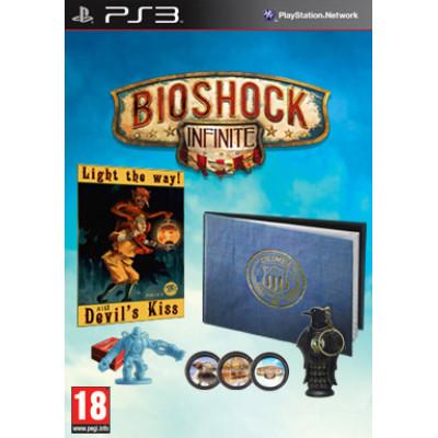BioShock Infinite. Premium Edition [PS3, английская версия]