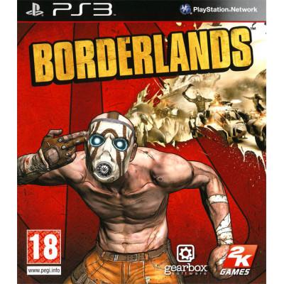 Borderlands [PS3, английская версия]