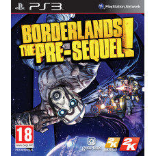 Borderlands: The Pre-Sequel [PS3, русская документация]