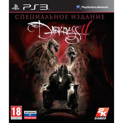 Darkness II. Специальное издание [PS3, русская документация]