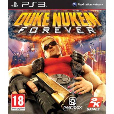 Duke Nukem Forever [PS3, русская документация]