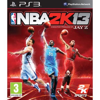 NBA 2K13 [PS3, английская версия]