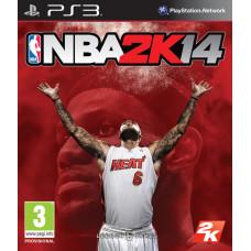 NBA 2K14 [PS3, английская версия]