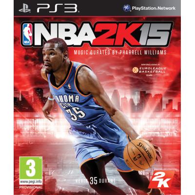 NBA 2K15 [PS3, английская версия]