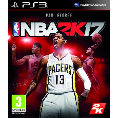 NBA 2K17 [PS3, английская версия]
