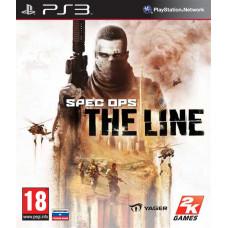 Spec Ops: the Line [PS3, русская документация]