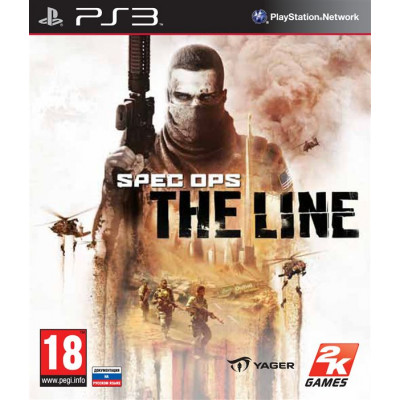 Spec Ops: the Line [PS3, русская документация]
