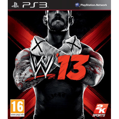 WWE '13 [PS3, английская версия]