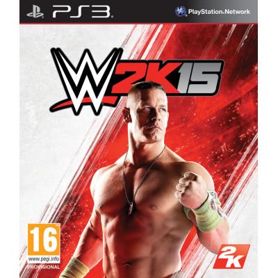 WWE 2K15 [PS3, русская документация]