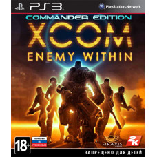 XCOM: Enemy Within [PS3, русская версия]