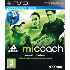 Adidas miCoach (только для PS Move) [PS3, английская версия]