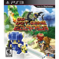 3D Dot Game Heroes [PS3, английская версия]