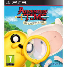 Adventure Time: Finn and Jake Investigations [PS3, английская версия]