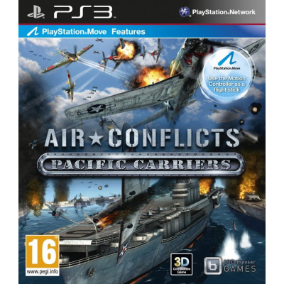 Air Conflicts: Pacific Carriers [РS3, русские субтитры]
