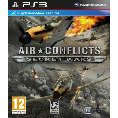 Air Conflicts: Secret Wars [PS3, английская версия]
