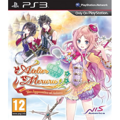 Atelier Meruru: The Apprentice of Arland [PS3, английская версия]