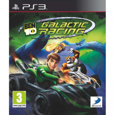Ben 10: Galactic Racing [PS3, английская версия]