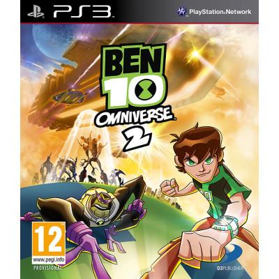 Ben 10: Omniverse 2 [PS3, русская документация]