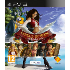 Captain Morgane and the Golden Turtle (PS3 Move) [PS3, английская версия]
