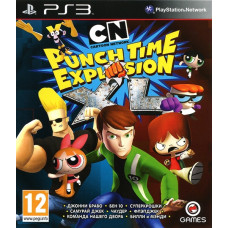 Cartoon Network: Punch Time Explosion XL [PS3, русская документация]